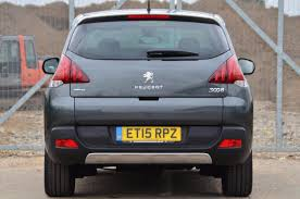 buy peugeot used 2015 peugeot 3008 blue hdi s s active for sale in essex