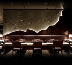 nobu japanese restaurant interior design bars restaurants