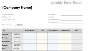 weekly timesheet template archives timesheet template free