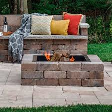 Belgard Weston Fire Pit Dimensions