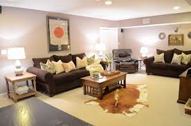 Cowhide Rug Living Room Ideas Cowhide Rug Living Room Ideas Including Peachy Picture