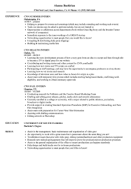 resume exles for college internships in florida cnn intern resume sles velvet jobs
