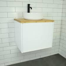 Bathroom Vanities Phoenix by Phoenix Wall Mount Vanity Cabinet Without Top 600mm Highgrove