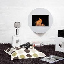 bio blaze qwara wall mount bio ethanol fireplace