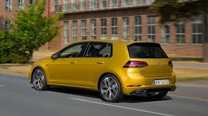 volkswagen yellow 2017 volkswagen golf facelift everything you need to know