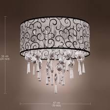 epic cheap ceiling light fixtures 39 in semi flush ceiling light
