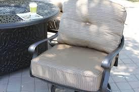 Patio Furniture Sets With Fire Pit - amazon com theworldofpatio elizabeth cast aluminum powder coated