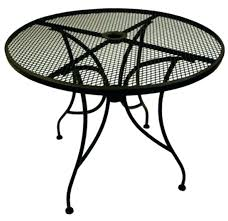wrought iron outdoor dining table iron outdoor seating hafeznikookarifund com