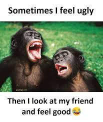 Funny Memes For Friends - funny meme about ugly me vs my friends lolz pinterest meme