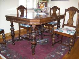 antique dining room sets for sale brilliant outstanding antique dining room set value 82 for rustic in