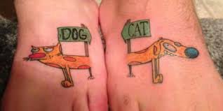 what are good matching tattoo ideas for men