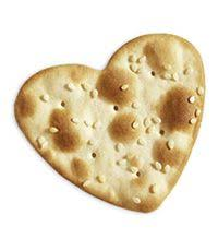 heart shaped crackers pepperoni and heart shaped cheese on crackers easy party