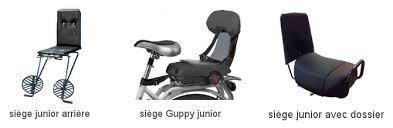 siege pour velo porte bébé et siège vélo enfant de 9 mois à 9 ans