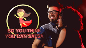 salsa dancing emoji latinos dance salsa for the first time youtube