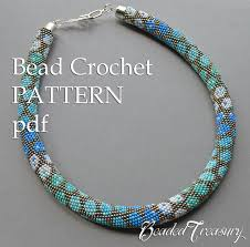 bead crochet necklace patterns images City style bead crochet pattern necklace pattern bead crochet rope jpg