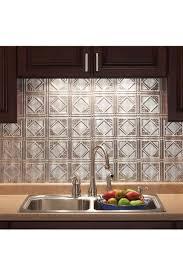best images about kitchen ideas inspiration pinterest this kitchen backsplash looks like vintage stamped tin