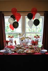 32 best red u0026 black graduation party images on pinterest