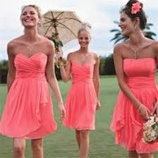 discount champagne colored short bridesmaid dresses 2017
