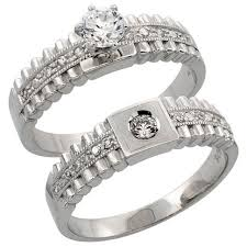jcpenney wedding ring sets wedding rings jcpenney trio wedding rings wedding ring sets for