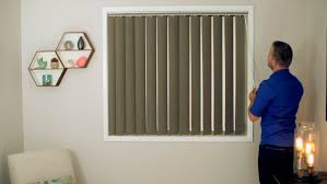 how to install vertical blinds australia youtube