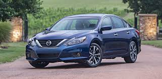 orange nissan altima altima facelift unveiled in the usa