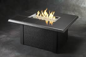 napa valley fire pit table nv 1224 blk w k outdoor greatroom