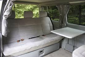volkswagen eurovan camper interior 1993 vw eurovan mv westfalia weekender home