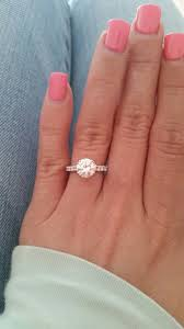2 ct engagement rings post photos of your 1 5 2 carat engagement rings on