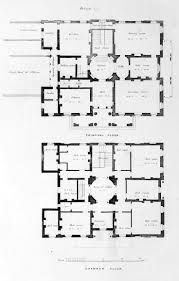 Georgian Floor Plan by 180 Best Architecture Plans Images On Pinterest Architecture