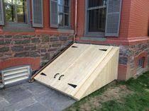 bulkhead doors garden pinterest doors basements and