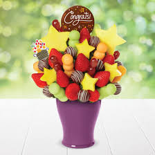 send fruit bouquet edible arrangements fruit baskets congratulations bouquet