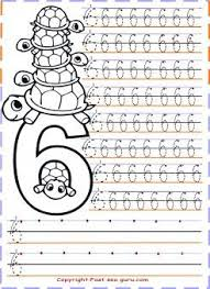 44 best numbers images on pinterest number tracing tracing