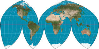 earth map size does matter authagraph world map turns the earth into a