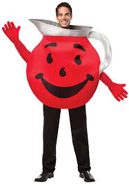 pitchers of halloween costumes kool aid man costume buycostumes com