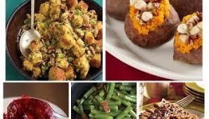 thanksgiving dinner menu southwest style thanksgiving