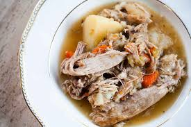 turkey legs for thanksgiving braised turkey legs recipe simplyrecipes com