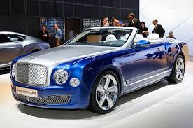 bentley grand convertible concept revealed autocar