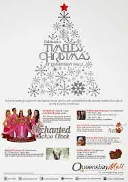 celebrate a timeless christmas in queensbay mall malaysian foodie