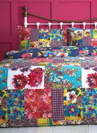 Patchwork Duvet Sets Floral Patchwork Quilts U2013 Co Nnect Me
