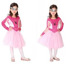 online get cheap halloween costume for girls spiderman aliexpress