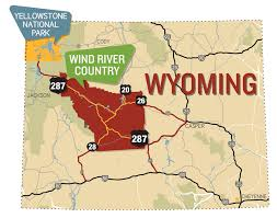 Wyoming Travel Words images Wind river country wyoming wind river country png