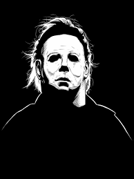 Michael Myers Mask Michael Myers Mask Drawing Drawing Sketch Picture