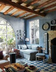 An Interior Design Mashup Morocco Meet Malibu WSJ