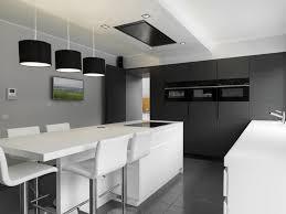 cuisine blanche et grise fabrication et réalisation de cuisines sur mesure reul frères