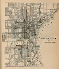 Wisconsin City Map by