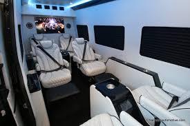 luxury custom mercedes benz sprinter vans by chalmers automotive
