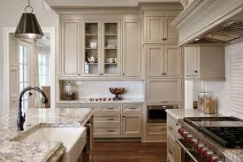 Kitchen With Light Cabinets Indian River Is The Cabinetry Color In My Homes Of Distinction