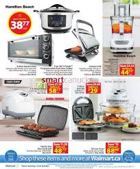 Toaster Oven Walmart Canada Walmart Kitchen Appliances Catalogue May 2 To 15