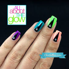 16 best images about nails on pinterest nail art glow and neon