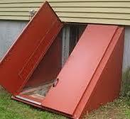 Steel Basement Doors by Basement Hatch Door Rooms